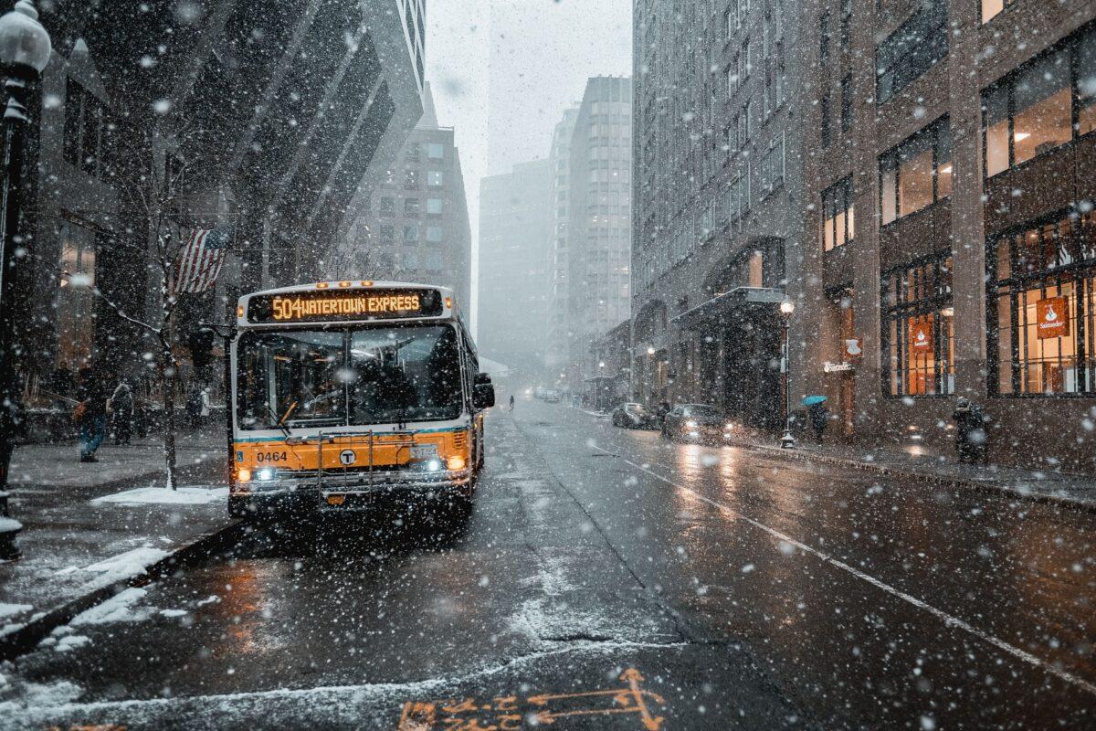 ¿Qué significa soñar con un autobús?