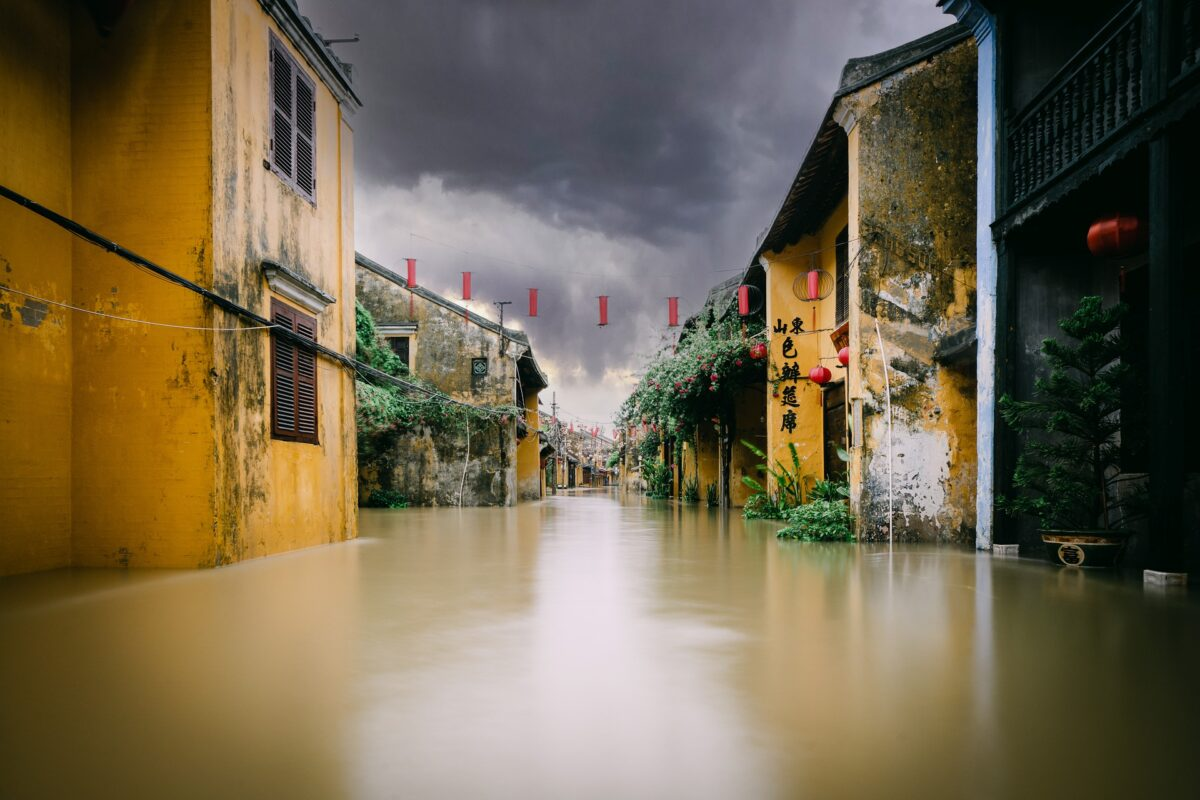 ¿Qué significa soñar con una inundación?