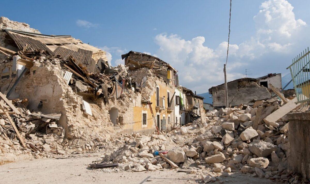 ¿Qué significa soñar con un terremoto?