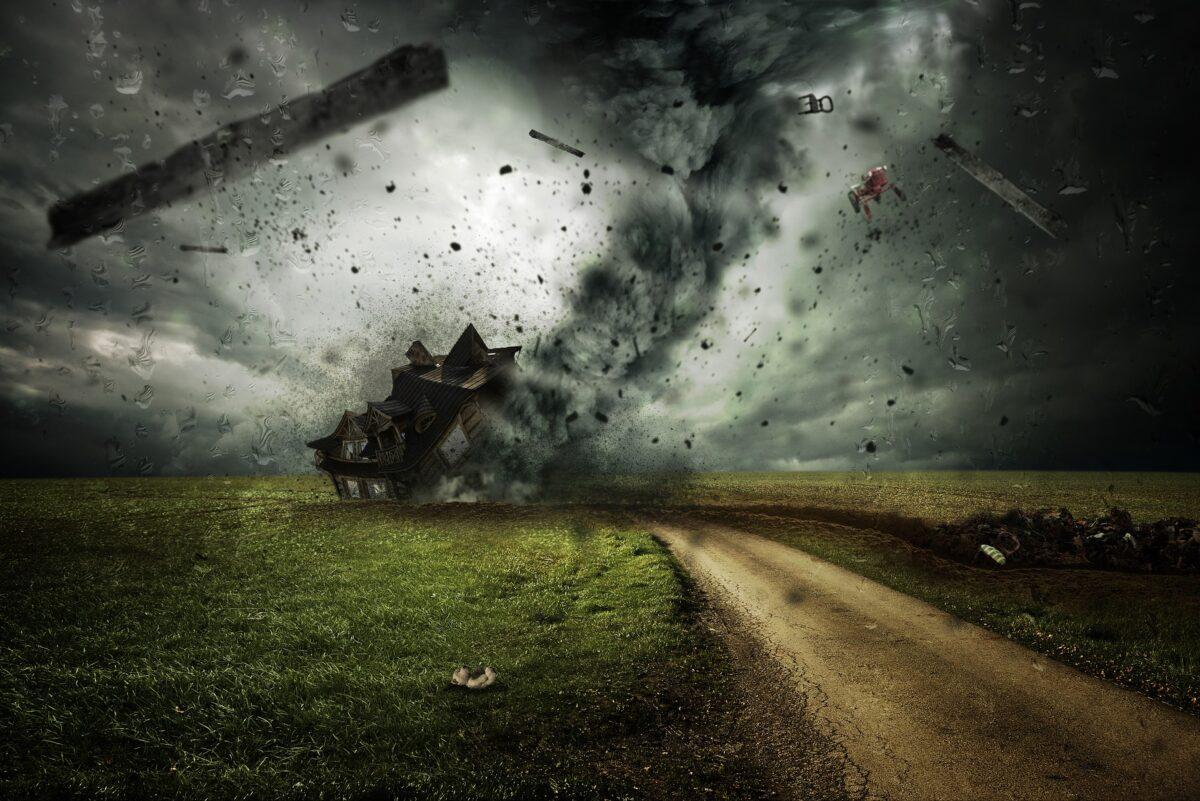 ¿Qué significa soñar con un tornado?
